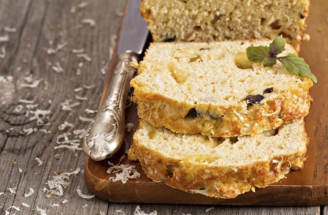 Cake feta et olives - Photo par 750g