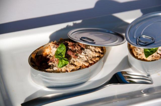 Légumes confits en croûte de thon - Photo par BlogGourmandine