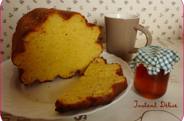 Gâteau battu au Thermomix - Photo par Instant-Délice