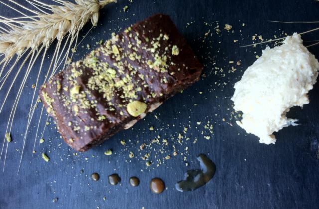 Chocoholic's cake & Cream - Photo par pastry addict
