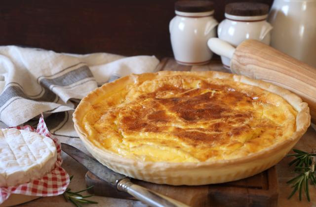 On craque pour le camembert dans ces 5 tartes - Photo par 750g