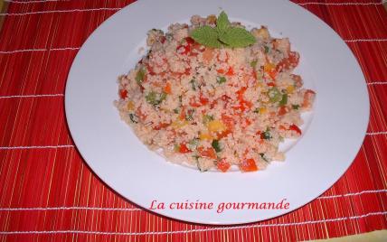 Taboulé maison facile - Photo par cuisinegourmande