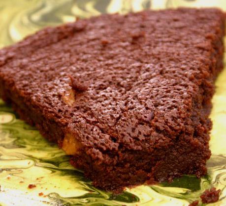 Gâteau au chocolat très rapide au micro-ondes - Photo par laurenmxZ