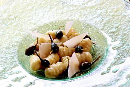 Gnocchis de Dolwen au citron - Photo par Confrérie des Toqués de la Pomme de Terre