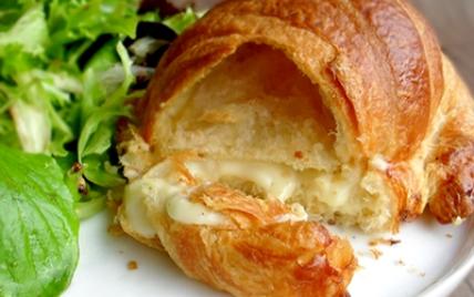 Croissants au Fromage - Photo par mathildee