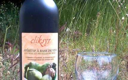 Recette du Vin de Noix artisanal Eliksyr - Photo par ludwig 34