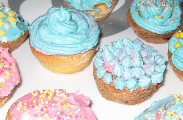 Cupcakes fantaisie - Photo par margokitsch44