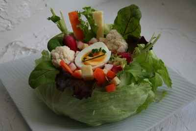 Salad'ier de printemps - Photo par eagues