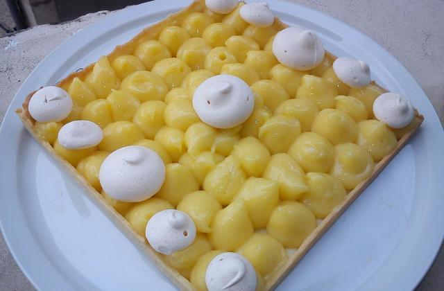 La tarte au citron fabuleuse - Photo par La Petite Mu