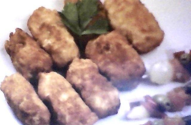 Croquettes de poulet à la béchamel - Photo par meriemqeM