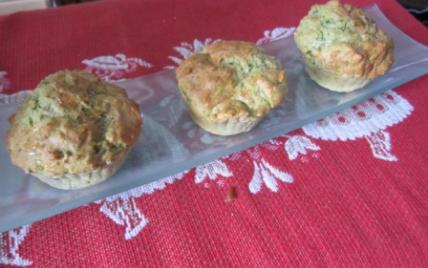 Petits cakes au poulet - Photo par sandriVQY