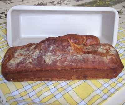 Cake de lardons aux pruneaux - Photo par verka1