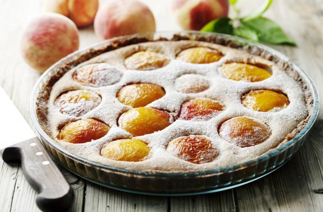 10 desserts aux pêches et nectarines - Photo par Marie-Rose Dominguès