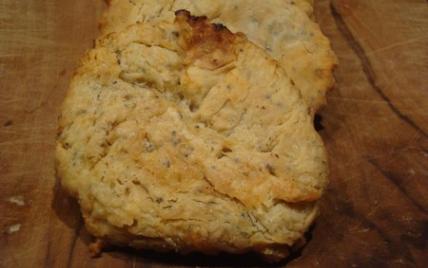 Crackers aux graines - Photo par selfin