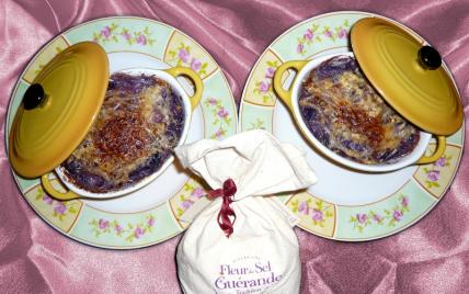 Gratin de pommes de terre Vittelote à la crème - Photo par rchrla