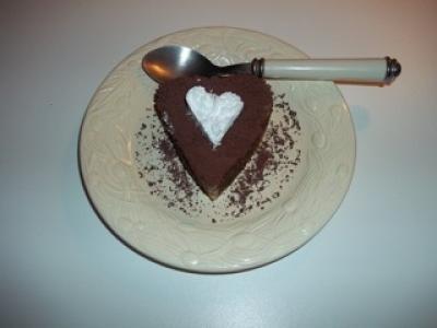 Gâteau de crêpes à la mousse de chocolat - Photo par Douce Cuisine