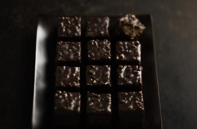 Rochers pralinés au chocolat maison - Photo par Editions GLD
