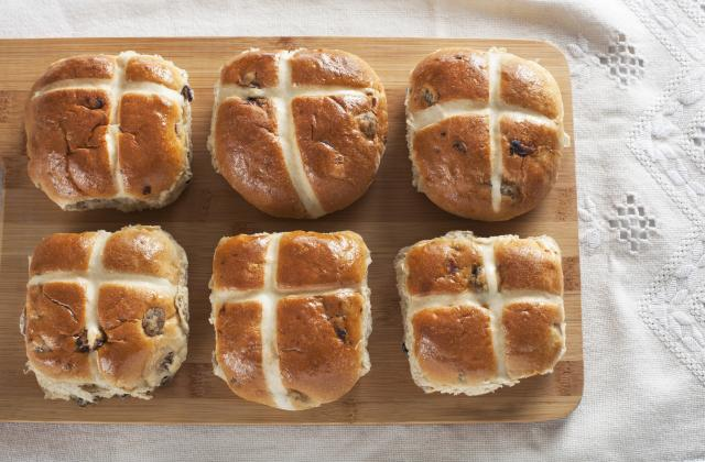 Hot cross buns - Photo par domingHm
