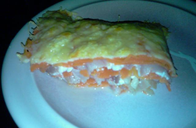 Lasagnes de carottes - Photo par superbT