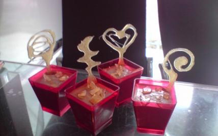 Mousse aux chocolats alégées - Photo par girlyc
