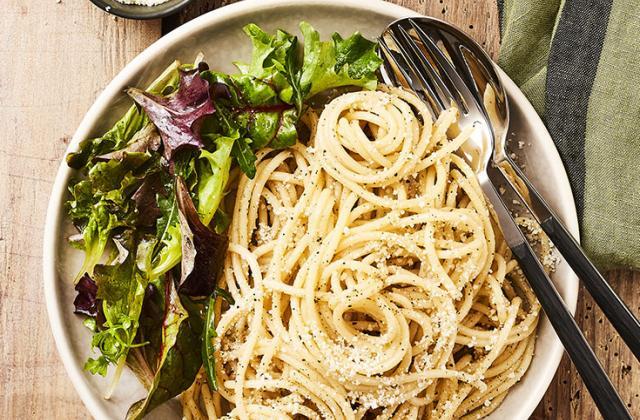 Spaghettis poivre & parmesan - Photo par Communauté 750g