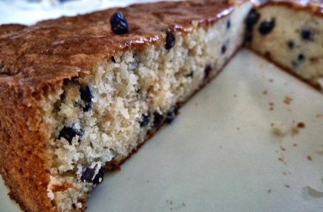Gâteau aux raisins à la bière - Photo par vision-plaisir