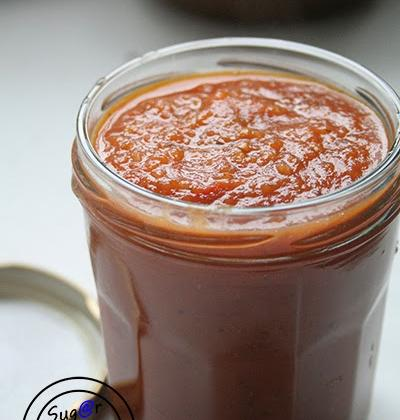 Mon ketchup fait maison - Photo par Sugar'n'Salé