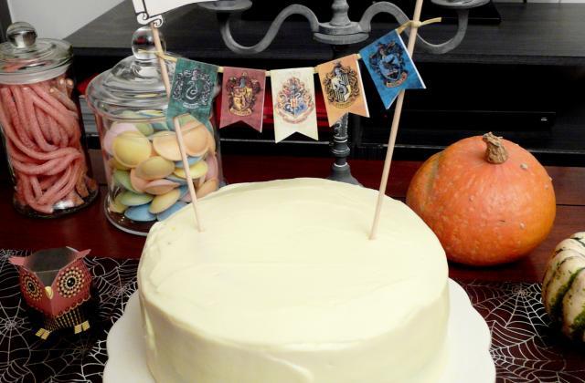 Hogwarts Spice Cake - Photo par Marion's Bakery