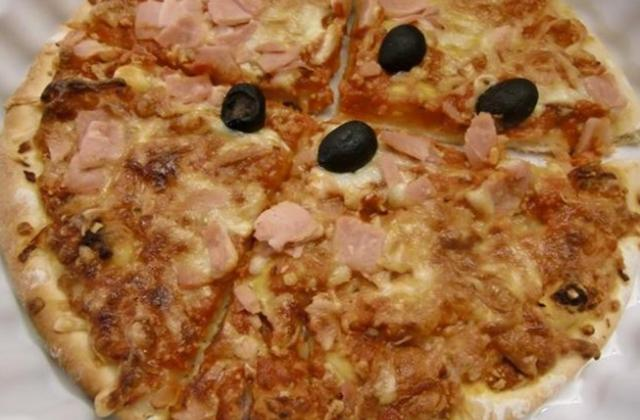 Pizza 3 fromages - Photo par mister5