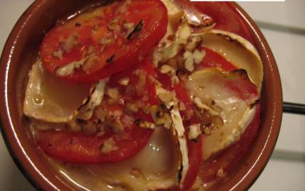 Tian de tomate au chèvre - Photo par Casa-Breizh
