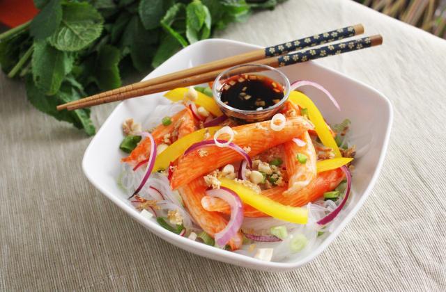 Bobun Coraya Suprêmes et légumes croquants - Photo par Coraya