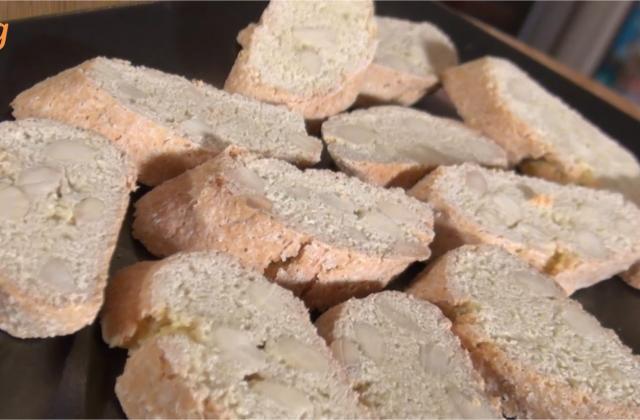 Croquants aux amandes recette traditionnelle - Photo par Chef Damien