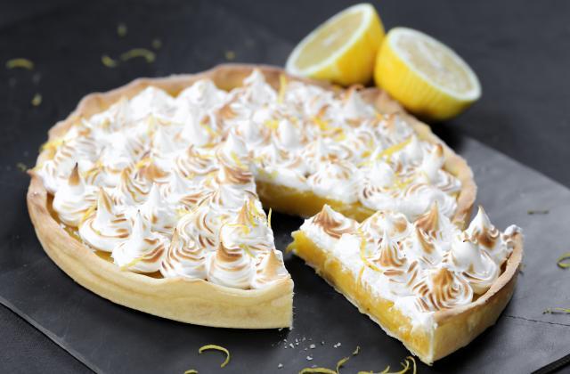 Tarte au citron - Photo par 750g