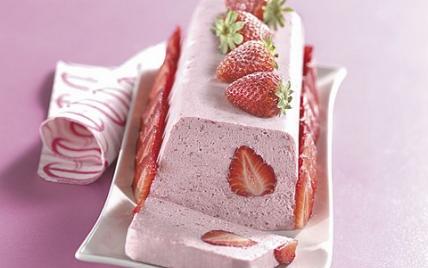 Terrine de fraises Label Rouge - Photo par opheli3