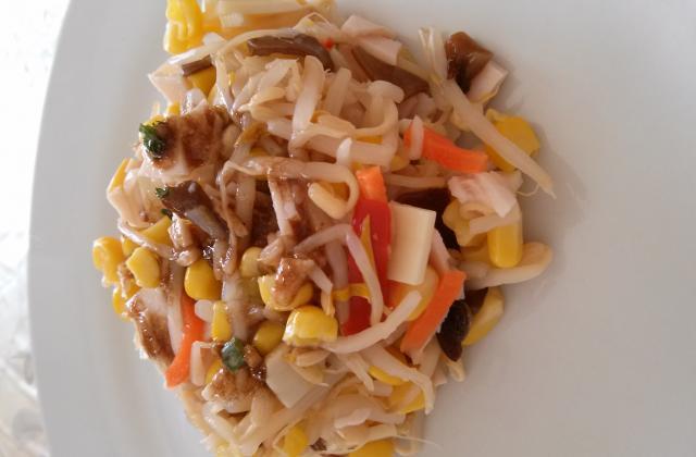 Salade de soja - Photo par Communauté 750g