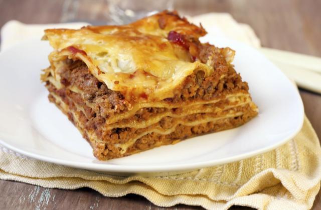 Lasagne bolognaise - Photo par 750g