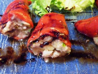 Poivrons farcis à la brandade de sardines - Photo par franceop