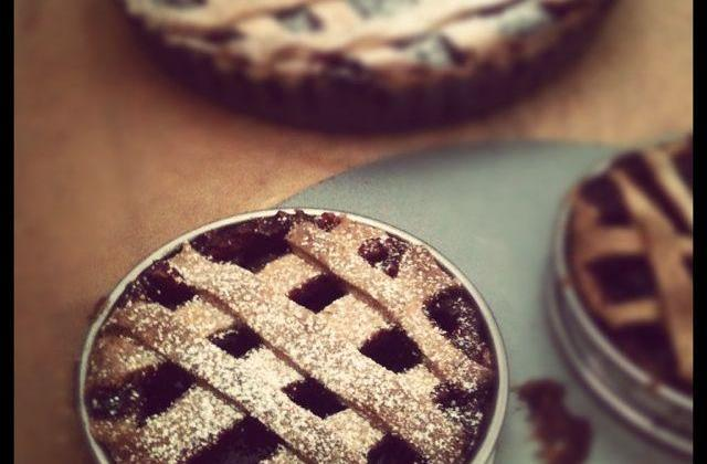 Linzer torte - Photo par contacv2