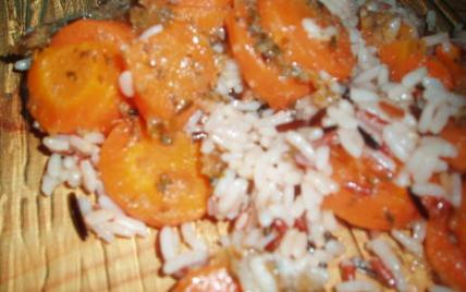Tajine de carottes au citron confit - Photo par brevesdecuisine