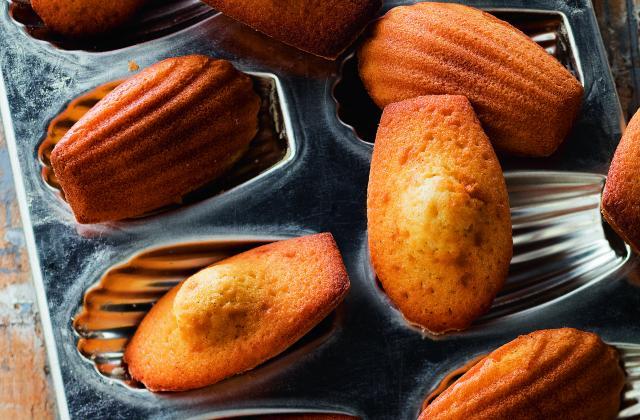 Ces 6 recettes de madeleines à tester ce week-end - Photo par Amélie Roche