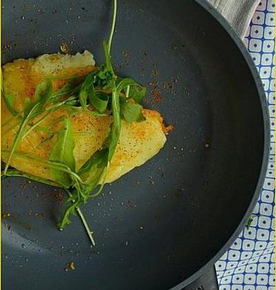 Aligot inversé - Photo par Chef Damien