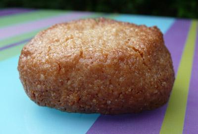 Macarons d'Amiens faciles - Photo par Charlotine - Les Yeux plus gros que le Ventre