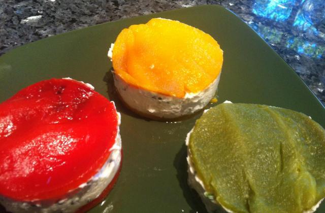 Palets de poivron et ricotta - Photo par melikaF