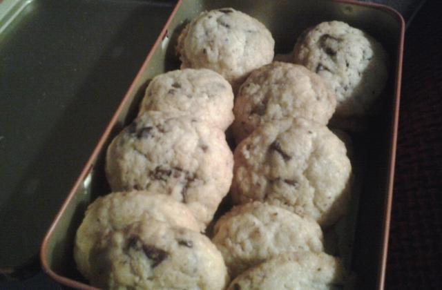 Véritables cookies américains - Photo par audreyQ0