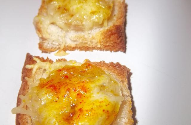 Toast à la banane - Photo par Communauté 750g