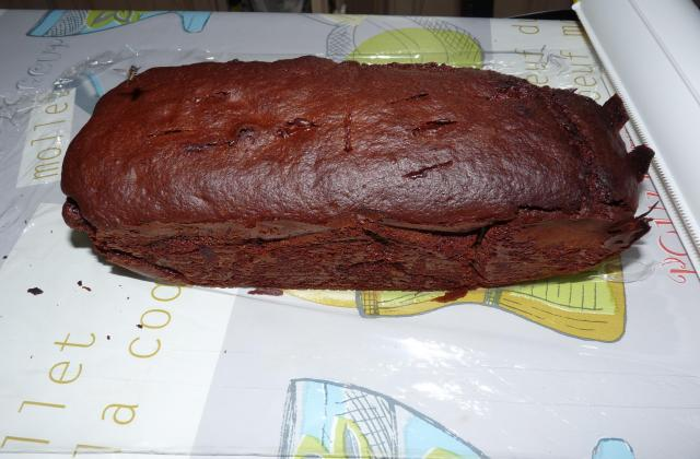 Gâteau au yaourt au chocolat de pâques - Photo par passioncuisine58