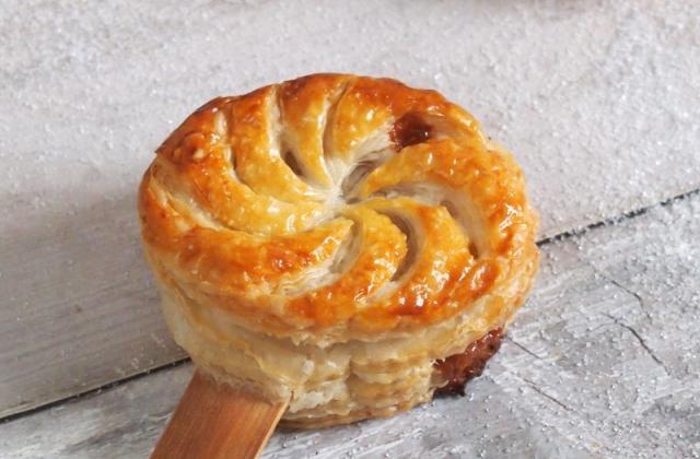 Pop pies aux pommes caramélisé au rhum Negrita - Photo par Negrita