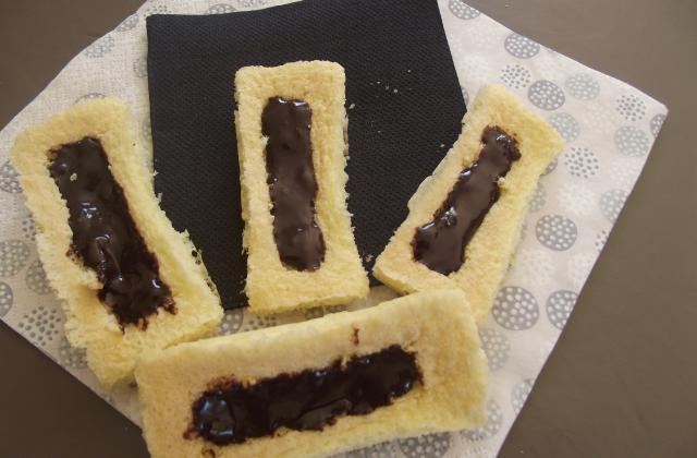 Barquettes au chocolat - Photo par bouchedh