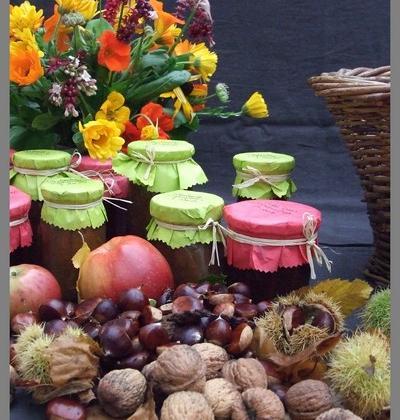 Gelée de raisin au Côtes de Blaye... - Photo par lapopotedelolo