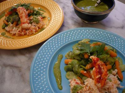 Salade Royal Maroc - Photo par pascaloHI
